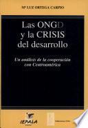 Las ONGD y la crisis del desarrollo