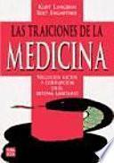 Las traiciones de la medicina