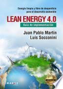 Lean Energy 4.0. Guía de implementación