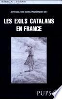 Les exils catalans en France