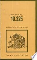 Leyes 19.301 a la 19.325