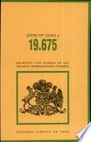 Leyes 19.651 a la 19.675