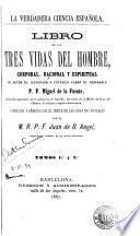 Libro de las tres vidas del hombre