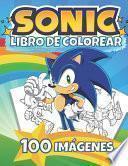 Libro para Colorear SONIC