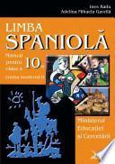 Limba spaniolă. Manual pentru clasa a X-a, limba a II-a