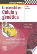 Lo esencial en célula y genética + StudentConsult en español