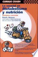 Lo esencial en metabolismo y nutrición