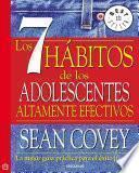 Los 7 hábitos de los adolescentes