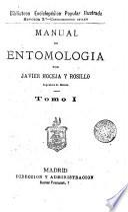 MANUAL DE ENTOMOLOGIA