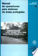 Manual de operaciones para sistemas de áreas protegidas