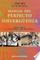 Manual del perfecto sinvergüenza