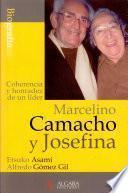 Marcelino Camacho y Josefina