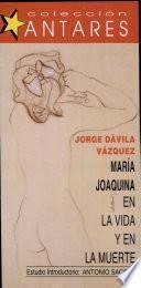María Joaquina en la vida y en la muerte