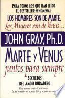 Marte y Venus Juntos Para Siempre