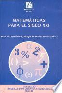 Matemáticas para el siglo XXI