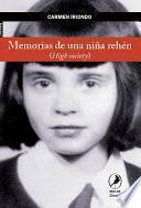 Memorias de una niña rehén (High Society)