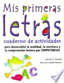 Mis primeras letras / My First Letters