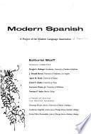 Modern Spanish