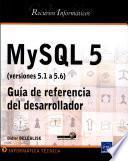 MySQL 5 (versiones 5.1 a 5.6)