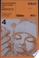 Necesidades esenciales en México: Salud