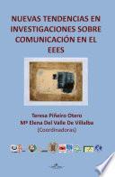 Nuevas tendencias en investigaciones sobre comunicación en el EEES