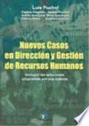 Nuevos casos en dirección y gestión de recursos humanos