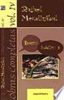 Obras completas, vol. IV