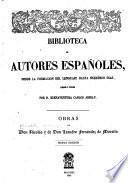 Obras de Don Nicolás y de Don Leandro Fernández de Moratín