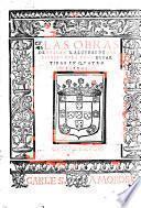 Obras, Y Algunas De Garcilasso Dela Vega, Repartidas En 4 Libros