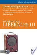 Panfletos liberales III