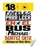 Papeles para leer en el bus