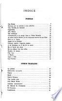 Poemas y otros trabajos de Elías Calixto Pompa