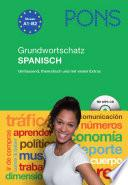 PONS Grundwortschatz Spanisch