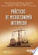 Prácticas de Microeconomía intermedia