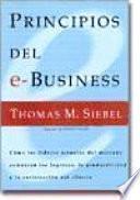 Principios del E-Business
