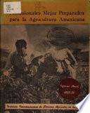 Profesionales Mejor Preparados Para la Agricultura Americana