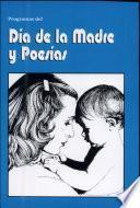 Programas del Dia de la Madre y Poesias