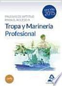 Pruebas de aptitud para el acceso a Tropa y Marinería Profesional