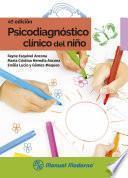 Psicodiagnóstico clínico del niño