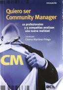 Quiero ser Community Manager
