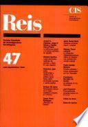 REIS - Julio/Spetiembre 1989