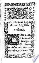 Relacion origen, i milagros del S. Cristo, i nuestra Señora de la Caridad