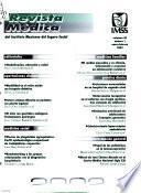 Revista médica del Instituto Mexicano del Seguro Social