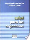 Salud para los argentinos
