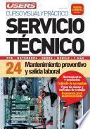 Servicio Técnico 24: Mantenimiento preventivo y salida laboral