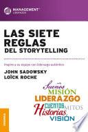 Siete reglas del storytelling, Las