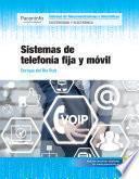 Sistemas de telefonía fija y móvil
