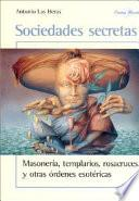 Sociedades Secretas/secret Societies