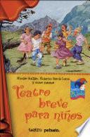 Teatro breve para niños