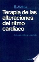 Terapia de alteraciones de ritmo cardiaco